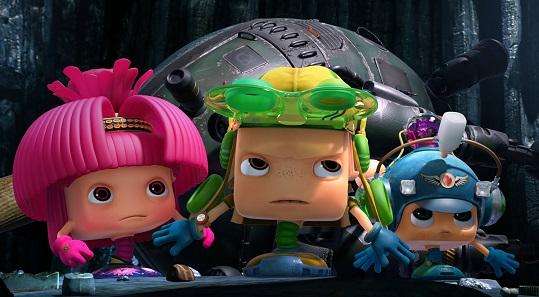 Semana de cine fantástico y de terror también para niñxs
