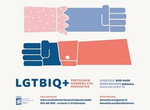 Donostia Gazteriak transexualitatea nerabezaroan landuko duen jardunaldia antolatu du